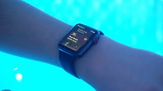 How the Apple Watch improves your health.