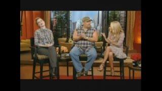 Evan Rachel Wood - Regis and Kelly 2011