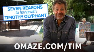 7 Reasons to Drink with Timothy Olyphant