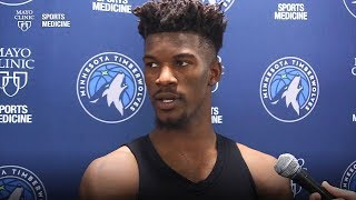 "Jimmy Butler Tells Timberwolves Fans ""Boo Me"" After Returning To Minnesota!"