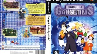 !!Gadget & the gadgetinis PS2 Walkthrough/lets play part 1!! #awesome