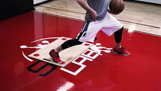 Learn the Drop Thru - Deadly footwork off the dribble!!!