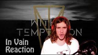 In Vain (Within Temptation) - REVIEW/REACTION