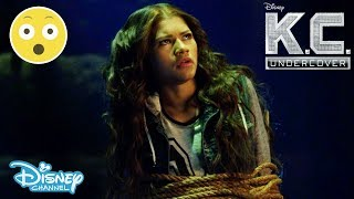 K.C. Undercover | You're WHAT?! 😱 | Disney Channel UK