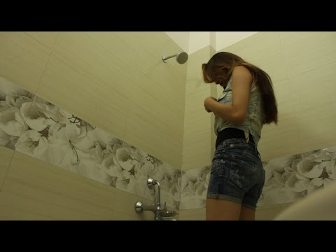 Break-up in bathroom  | Hot girl's prank with her boyfriend | hottest in 2016