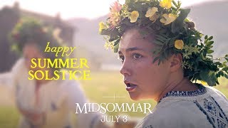 MIDSOMMAR | Happy Midsummer! | Official Promo HD | A24