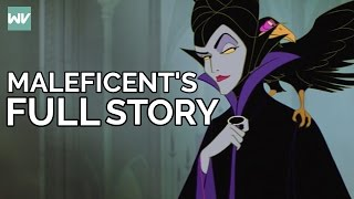 Maleficent's Full Story | Sleeping Beauty: Discovering Disney