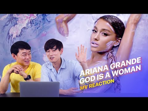 """Dad Reacts To """"Ariana Grande - God Is A Woman"""" 