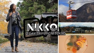 Tokyo to Nikko | My 2 Day Travel Guide & Tips
