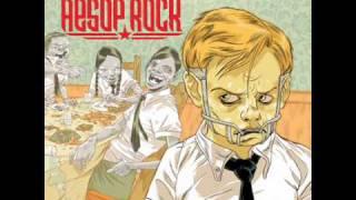 Aesop Rock Babies With Guns