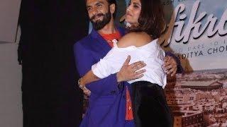 Ranveer Singh and Vaani Kapoor's