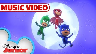 Super Singing Heroes | PJ Masks | Disney Junior