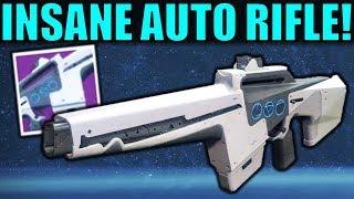 Destiny 2: INSANE!   Prosecutor Trials of the Nine Auto Rifle