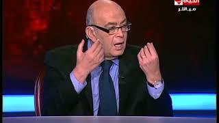إنفراد – الإعلامي عماد أديب يوصف شعوره أثناء محاورة إرهابي الواحات الإجنبي