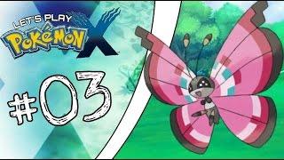 JAK BĘDZIE WYGLĄDAŁ MÓJ MOTYL?! - Let's Play Pokemon X #3
