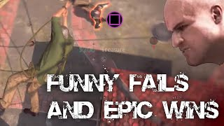 Uncharted 4 Multiplayer | Funny Fails and Epic Wins