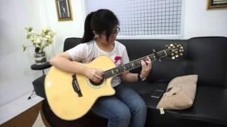 (Rizky Febian) Kesempurnaan Cinta - Josephine Alexandra | Fingerstyle Guitar Cover
