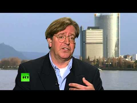 German Journalist Blows Whistle On How the CIA Controls The Media