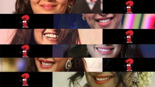 Guess The Bollywood Actress - 25 Bollywood Actresses | Guess Them From Their Smiley Face