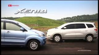 Perbandingan Daihatsu Xenia VS Chevrolet Spin