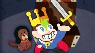 Jacksepticeye Animated | KING JACK