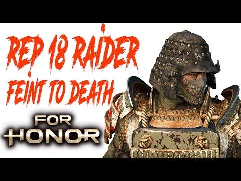 Xxx Mp4 For Honor Can A Rep 18 Raider Survive A Rep 2 Orochi S Feint Attacks 3gp Sex