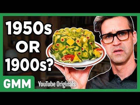 Xxx Mp4 100 Years Of Food Taste Test 3gp Sex