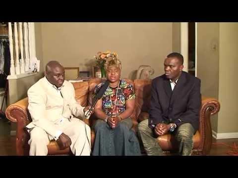 L apparition de Papa Simon Kimbangu aux Etas unis d amerique a mama Marie chretienne Catholique