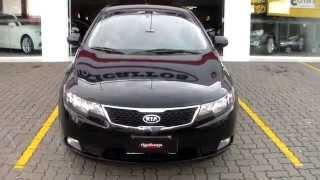 Kia Cerato SX3 1.6 16v Automático - 2012