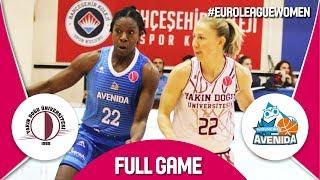 Yakin Dogu Universitesi (TUR) v Perfumerias Avenida (ESP) - Full Game - EuroLeague Women 2017-18