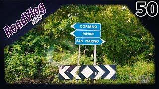 Z Danii do San Marino i z powrotem - RoadVlog2017(dla Damiana) odcinek 50