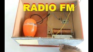 CARA MUDAH MEMBUAT RADIO FM SEDERHANA ~ TIPS HARI INI