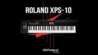 """Roland XPS 10 Performance Warm Pad for """"Worship"""""""