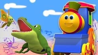 Bob il treno Compilation | Italiano Filastrocche per bambini e neonati