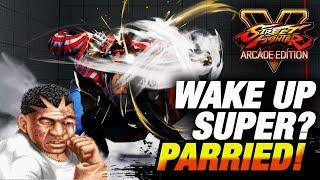 SFV AE * DON'T Wake up Super! / Ranking Up Ryu Highlights