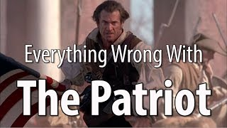 Everything Wrong With The Patriot In 16 Minutes Or Less