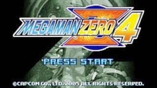 Area Zero! Megaman Zero 4 - Part 1