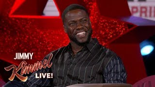 Kevin Hart is Not Allowed in Vegas Anymore