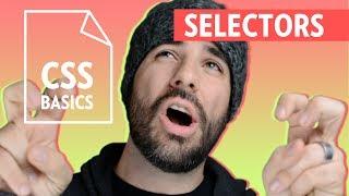 CSS Basics (Part3) — Selectors