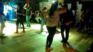 PuneSalsa (Yatin & Supreme) Salsa Social Dancing January 2016