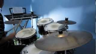 True Worshipper - Tinggi NamaMu Dipuji Drum Cover