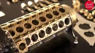 لمحبي السيارات صناعة أزصغر محرك في العالم يفوتك