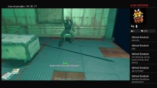 Fallout 4 Ps4 Major Wycisk buja się z Piper