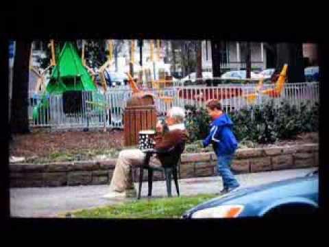 Bad Grandpa - Chair Kick - Deleted Scene