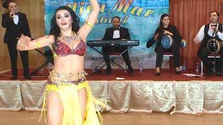 AIDA BOGOMOLOVA Hot Belly Dance - رقص ساخن
