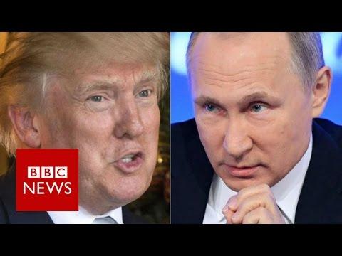 Trump Russia ties: Kremlin says it