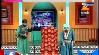 Spot Light : Chala Hawa Yeu Dya 28th April 2015