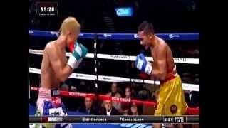 Boxing] 鬼塚勝也 vs 李炯哲 (On...