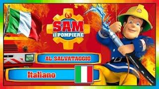 SAM il pompiere - ITALIANO - 2016 - Al Salvataggio ( Fireman Sam - Feuerwehrmann Sam )