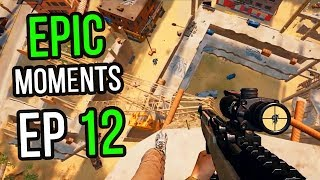 PUBG: Epic & Lucky Moments Ep. 12